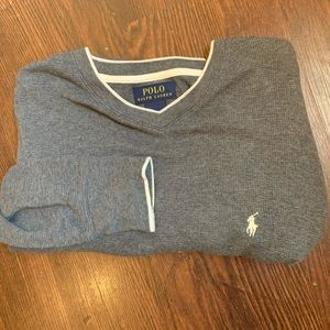 Polo By Ralph Lauren v-neck Sweater